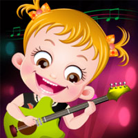 Baby Hazel Musical Melody