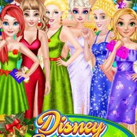 Disney Princess Christmas Ball