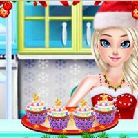 Frozen Christmas Cupcake Maker