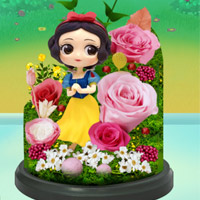 Princess Eternal Life Flower