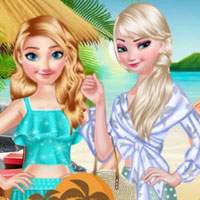 Princesses Dress Trend For Hawaii
